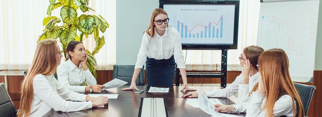 Objectifs d'une formation en management